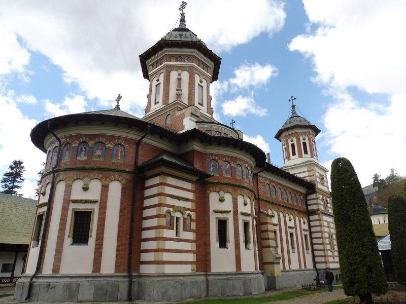 SINAIA monastère