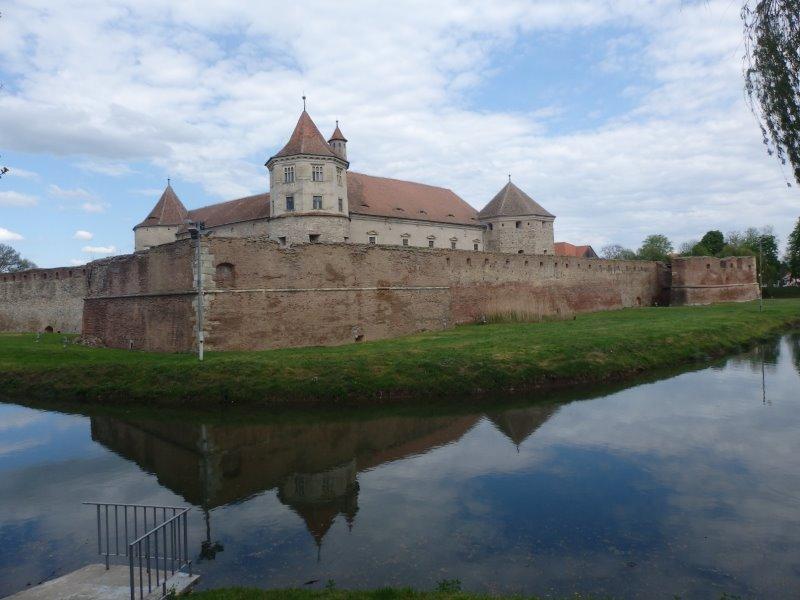 FAGARAS citadelle