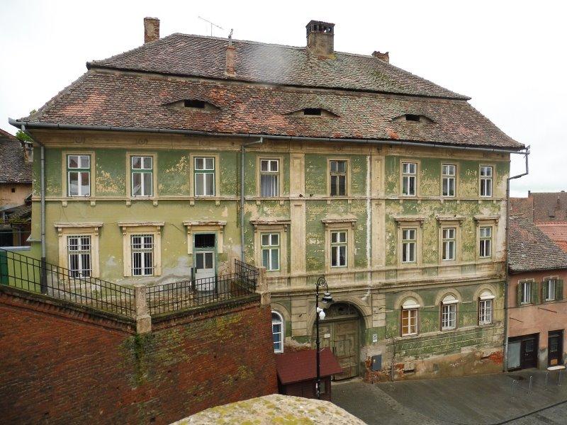 SIBIU centre historique