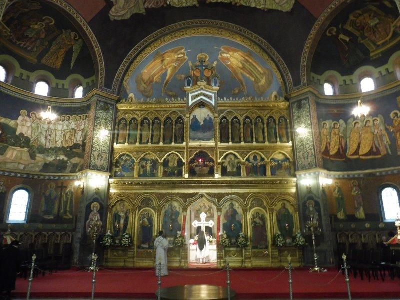 SIBIU cathédrale