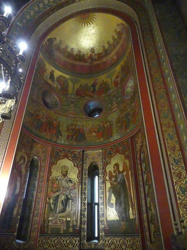 CURTEA monastère