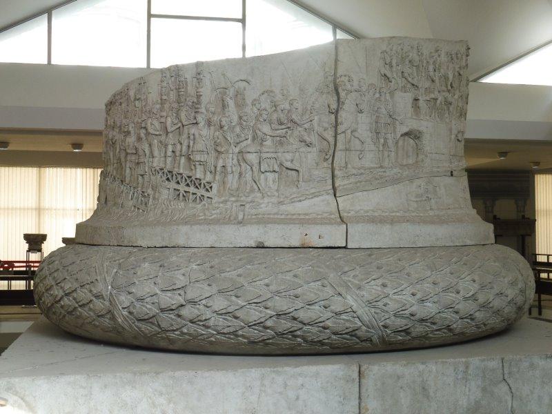 BUCAREST coloone Trajan